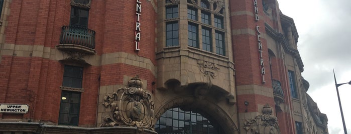 Grand Central Hall is one of Liverpool.
