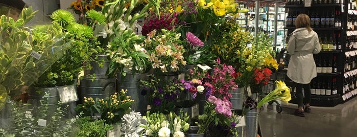 New Seasons Market is one of Work.