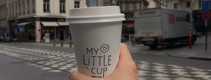 My Little Cup is one of Brussels.