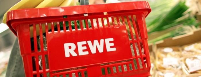 REWE is one of Vinicius'un Beğendiği Mekanlar.