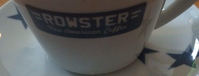 Rowster Coffee is one of Jason : понравившиеся места.
