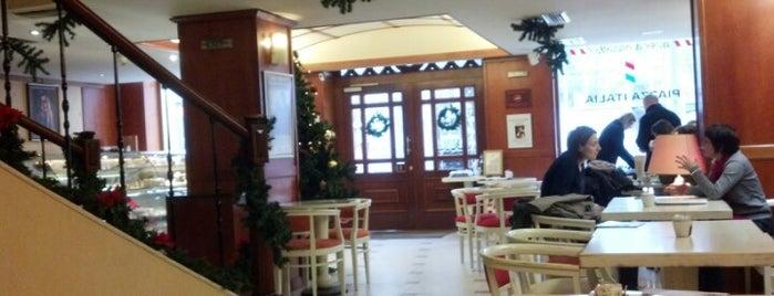 Pizza Italia is one of Tempat yang Disimpan Maria.