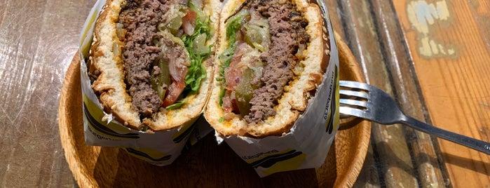 Burgerbar39 is one of Tel Aviv.