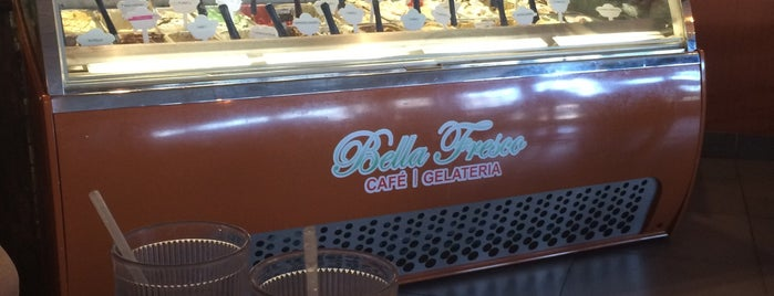 Bella Fresco Cafe is one of Places to check out....
