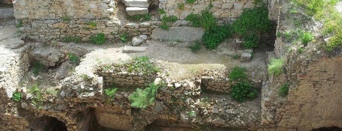 Yedi Uyuyanlar Mağarası is one of izmir.