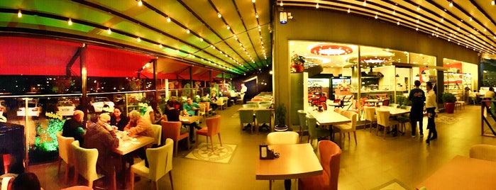 Cicim Pasta & Cafe is one of Orte, die yediyukarı gefallen.