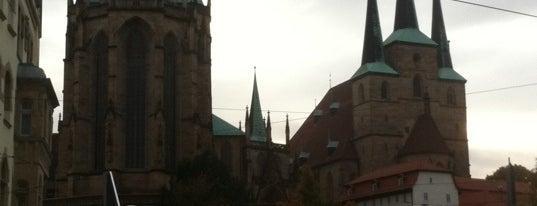 Dom St. Marien is one of 100 обекта - Германия.