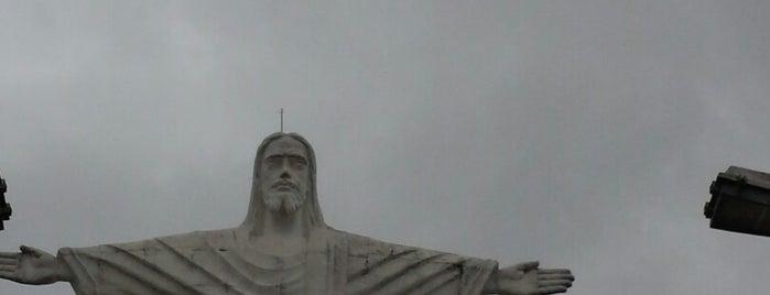 Cristo Redentor is one of Taubaté, SP, Brasil.