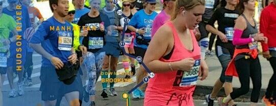 TCS New York City Marathon Pavilion is one of Roger : понравившиеся места.