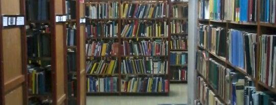 Biblioteca Carlos Monge Alfaro is one of UCR.