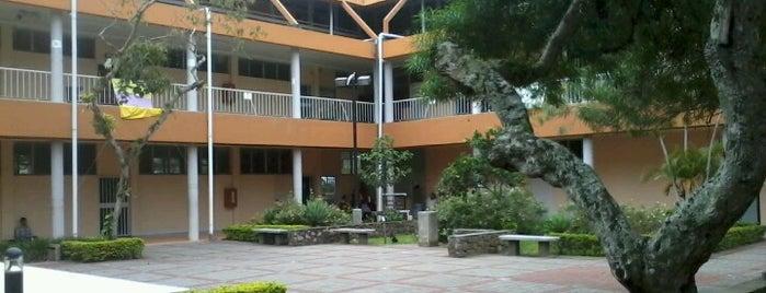 Facultad de Educación is one of UCR.