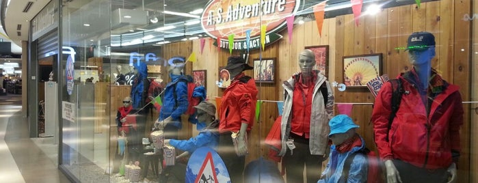 A.S.Adventure is one of Brussels.