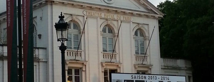 Theatre Royal du Parc is one of Must Brux.