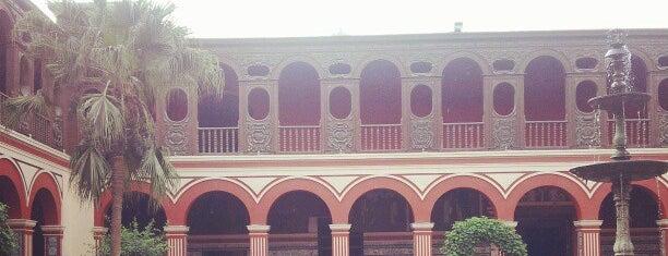Convento Santo Domingo is one of Perú 02.