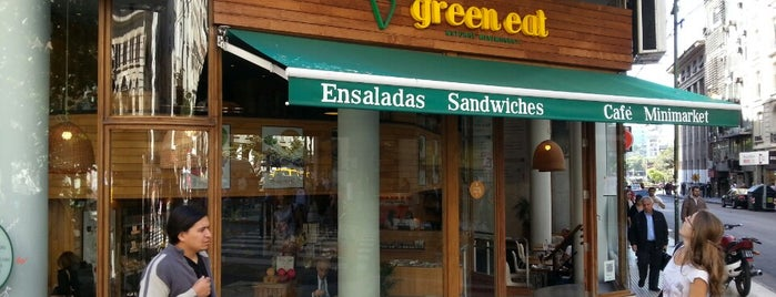 Green Eat is one of Locais curtidos por Edu.