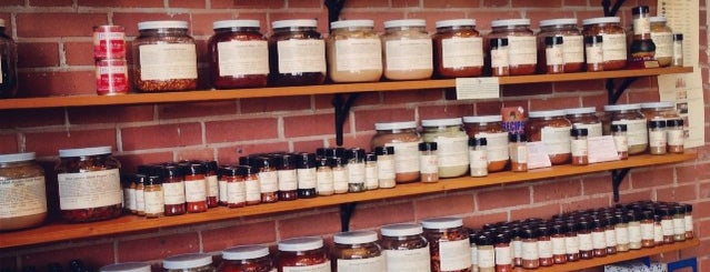 Savory Spice Shop is one of Kimberly's Saved Places.