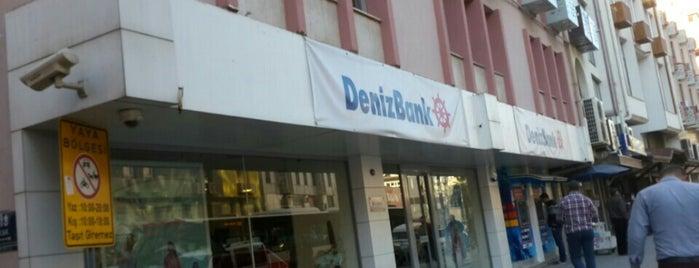 DenizBank is one of ahmet 님이 좋아한 장소.