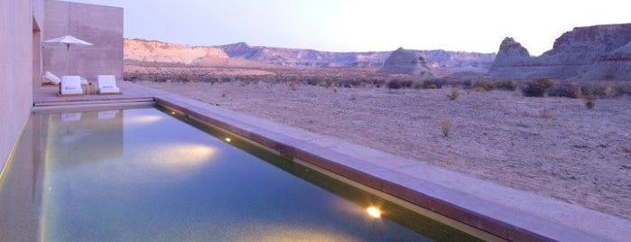 Amangiri is one of Small, unique hotels.