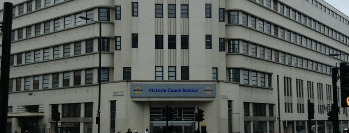 Victoria Coach Station is one of Spring Famous London Story.