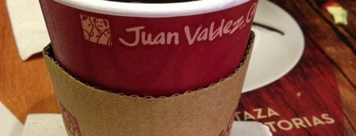 Juan Valdez Café is one of Orte, die Roy gefallen.