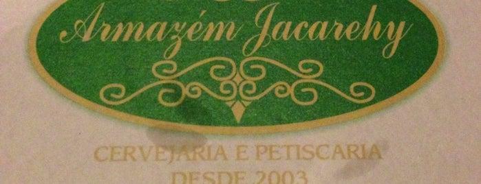 Armazém Jacarehy is one of Locais salvos de Zé Euclides.