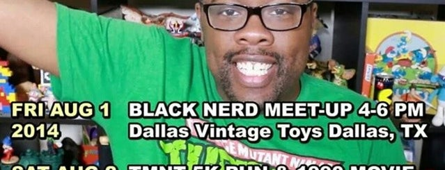 Dallas Vintage Toys is one of Entertainment/Places.