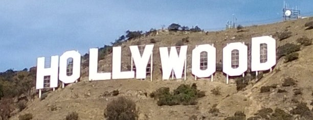 Hollywood Sign is one of America Road Trip!.