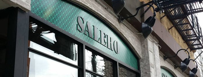 Salero is one of Chicago Restaurants.