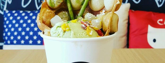 Itea Boba & Dessert is one of vegas.