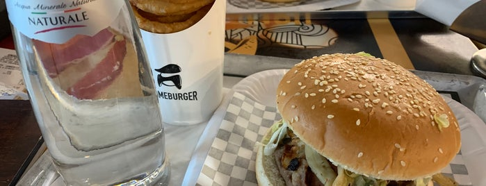 Homeburger is one of Venice.