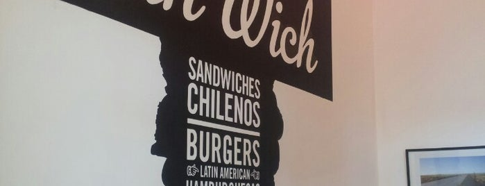 Sandwich is one of Comer en Madrid.