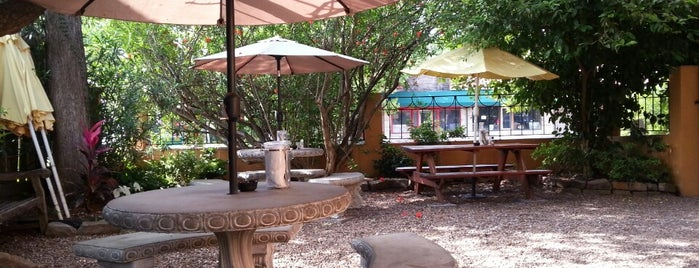 Empire Cafe is one of Patios.