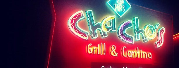 Chacho's is one of Houston.