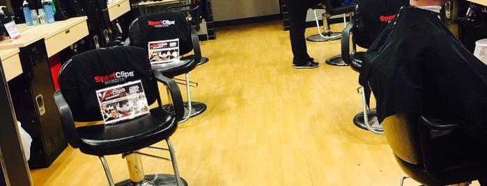 Sport Clips Haircuts of Framingham is one of Orte, die Chris gefallen.