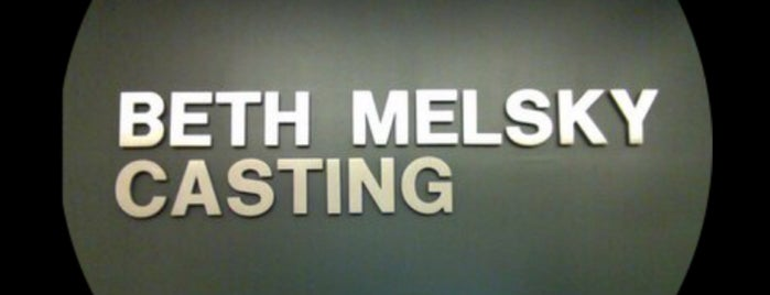 Beth Melsky Casting is one of Acting And The City.