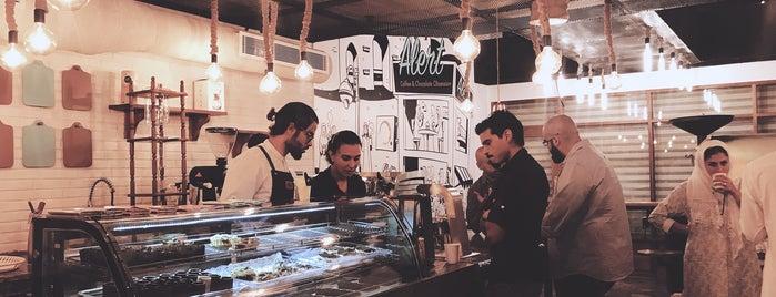 Alert Coffee & chocolate obsession is one of i.Eternity'in Beğendiği Mekanlar.