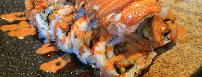 GOLD Sushi Club is one of i.Eternity'in Beğendiği Mekanlar.