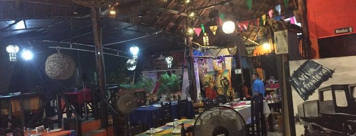 La Frontera Restaurant Bar is one of Ismael : понравившиеся места.