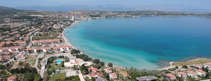 Altın Yunus Plajı is one of Serhan 님이 좋아한 장소.