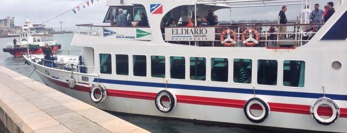 Embarcadero de Los Reginas is one of Santander.