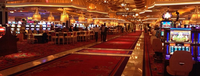 Wynn Las Vegas is one of Where to go in Las Vegas.