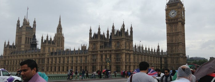 Wher to go in London