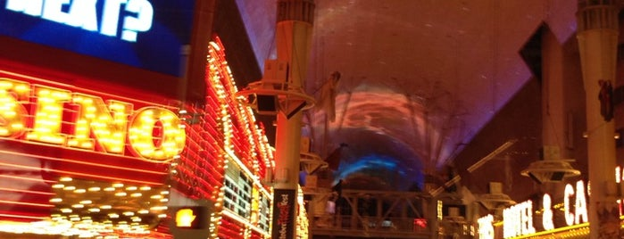Fremont Street Experience is one of Where to go in Las Vegas.