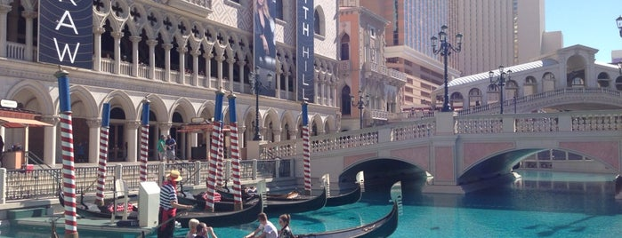Venetian Resort & Casino is one of Where to go in Las Vegas.