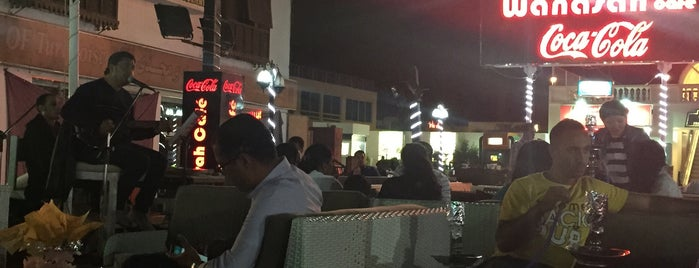 Wanasah Cafe is one of شرم الشيخ.