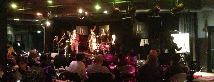Jazz Club Étoile is one of Paris.