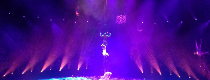 Le Rêve is one of Where to go in Las Vegas.