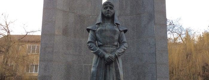 Памятник медикам - Героям ВОВ is one of KMV.
