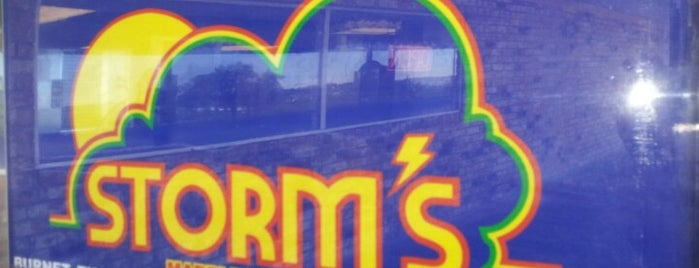 Storm's Drive-In Restaurant - Marble Falls is one of Paul: сохраненные места.