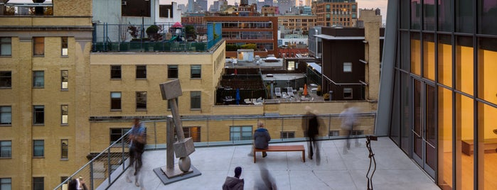 Whitney Museum of American Art is one of NYC Summer Bucket List.